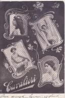 Lina Cavalieri Viaggiata 1905 - Cantanti E Musicisti