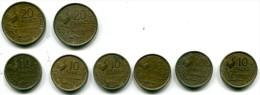 Lot De 10 Et 20 Francs Guiraud 20 Francs 1950 Et 1953 - 10 Francs : 1950 1951B 1952 1953 1955 1957 - M001 - Ohne Zuordnung