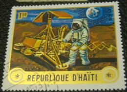 Haiti 1973 Apollo 17 1.50 - Used - Haiti