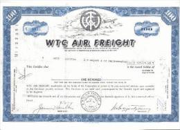 WTC Air Freight - Aviation