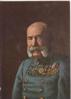 Francesco Giuseppe I° Imperatore D'Austria - Case Reali