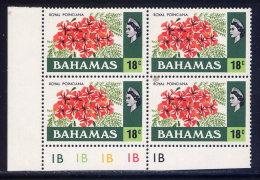 BAHAMAS, CORNER BLOCK, NO. 325, MH