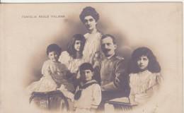Famiglia Reale Italiana - Case Reali