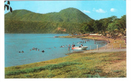 Nicaragua - Laguna De Jiloa - Managua - Nicaragua