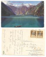 KONIGSSEE Vom MALERWINKEL - Berchtesgaden