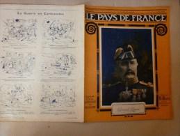 1915 JOURNAL De GUERRE : Metzeral; St-Jacques-Capel;Dixmude; Les Chiens-ravitailleurs;LUSI TANIA Coulé; Ludus Pro Patria - Revues & Journaux