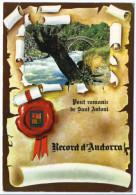 RECORD D´ANDORRA/ANDORRE - LA MASSANA PONT ROMANIC DE SANT ANTONI - Andorra