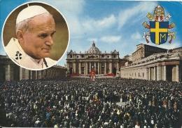 Italia Roma / Jean-Paul II Johannes-Paulus II - Papes