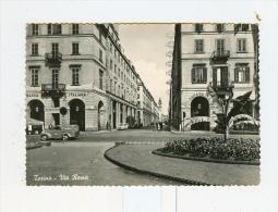 TORINO,Via Roma-1956-Auto-CAR-!!!!!!! - Non Classificati