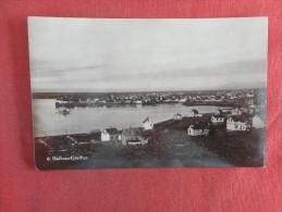 Hafnarfjordur   RPPC  Iceland  Ref 1440 - Iceland