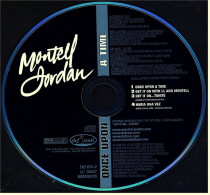 CD Maxi Single  -  Montell Jordan  –  Once Upon A Time  -  Def Soul – 562 654-2 Von 2000 - Rap & Hip Hop