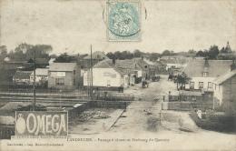 Landrecies- Passage à Niveau Et Faubourg Le Quesnoy - 1906 ( Voir Verso ) - Landrecies