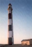 Postcard - Jivani Lighthouse, Pakistan. A - Lighthouses
