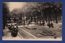 03 VICHY L'ancien Parc  - Animée - Vichy