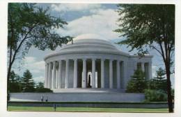CP , ETATS-UNIS , WASHINGTON , Jefferson Memorial - Etats-Unis