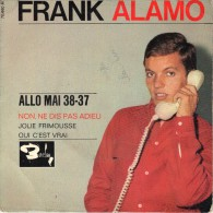 EP FRANK ALAMO - Altri - Francese