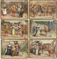 Cirano De Bergerac ( Alcune Figurine Non Perfette ) Cod. Liebig.019 - Liebig