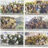 I Granatieri Di Sardegna ( Alcune Figurine Non Perfette ) Cod. Liebig.020 - Liebig