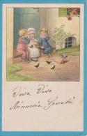 -   ENFANTS  (´ Signé  P. Ebner ) - Ebner, Pauli