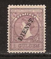 Nederlands Indie Netherlands Indies Dutch Indies D26 MLH ; DIENST Zegels, Service Stamps - Indonesië