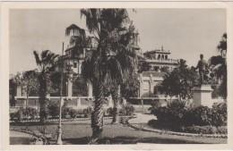 CARTE POSTALE ANCIENNE,AFRIQUE,AFRICA,S ENEGAL,DAKAR EN 1941,le Square Faidherbe,pendant La Guerre,france Colonies - Sénégal