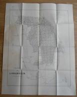 Chasse De La Malmaison - Topographical Maps