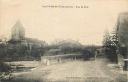 79 -SAINTE SOLINE - Rue Du Pont - (voir Scan Recto-verso) - France