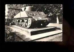 STRASBOURG Bas Rhin 67  Char Zimmer Tank Blindé à Chenilles Du Maréchal Des Logis Chef Zimmer Tué En 1944 Militaire WWII - Strasbourg