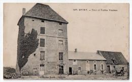 Epiry, Tour Et Ferme Vauban, 1918, Collection Roubé N° 1077 - Sonstige Gemeinden