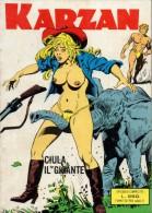 KARZAN  N°6 CIULA, IL GIGANTE - Libri, Riviste, Fumetti