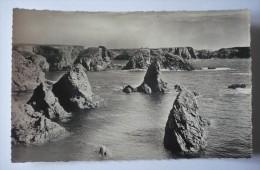 56 - BELLE-ISLE-EN -MER - BANGOR  -   La Baie De GOULPHAR  -  Photo R. MISSEY  54 - Belle Ile En Mer