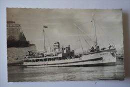 56 - BELLE-ISLE-EN -MER  - LE PALAIS - Le Départ Du Guedel  -  Photo R. MISSEY 60 - Belle Ile En Mer
