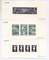 LOT  DE  PLUS  DE  900  GRAVURES  1995  A  2012  (  PLUS  DE  1350  TIMBRES  )  .  VOIR  DESCRIPTION  .