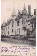 CPA  ST MICHEL  Pres De Bergerac  Chateau De MICHEL MONTAIGNE   (coté Ouest ) - Bergerac