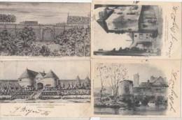 Dep 10 - Troyes - 16 Cartes   : Achat Immédiat - Troyes