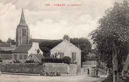 95 Vemars, Le Carrefour - France