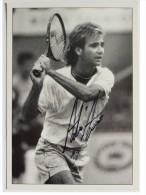 Tennis - André AGASSI - Dédicace - Hand Signed - Autographe Authentique  - - Tennis