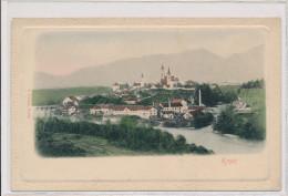 SLOVENIA, KRANJ, EX Cond. Real Photo PC Unused - Slowenien