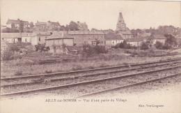 Ailly Sur Noye, La Gare N° 4 - Ailly Sur Noye
