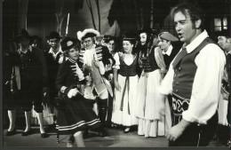 """Originalfoto, Peter MINICH, """"Der Vogelhändler"""" 1966 Unbeschrieben In Spitzenerhaltung - Entertainers"""