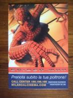 Spiderman Movie Film Carte Postale - Advertising