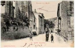 Alet - Vallée De L'Aude - Grand'Rue - France
