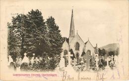 Royaume-Uni - Angleterre - Gloucestershire - Leckhampton Church , Cheltenham - état - Cheltenham