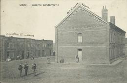 Lievin - Caserne De Gendarmerie ( Voir Verso ) - Lievin