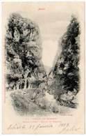Vallée De Rébenty - Défilé D'Able - Canton De Belcaire - France