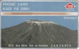 Tanzania - L&G - TAN-O-02a - 302A - 3.000 Ex. - MINT - RR - Tanzania