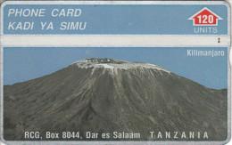 Tanzania - L&G - TAN-O-02a - 302A - 3.000 Ex. - RR