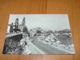 Dresden Elbterrassen Germany Deutschland - Dresden