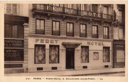 PARIS 8 BOULEVARD JULES-FERRY FERRY-HOTEL - Distretto: 11