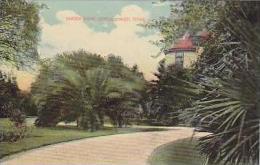 Texas Corpus Christi Garden Scene - Corpus Christi